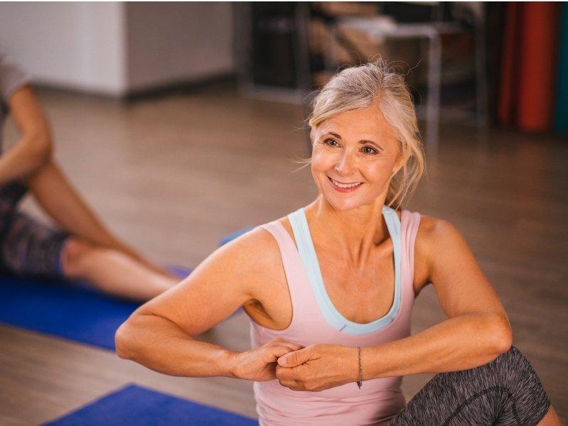 Личный опыт: как похудеть после пятидесяти