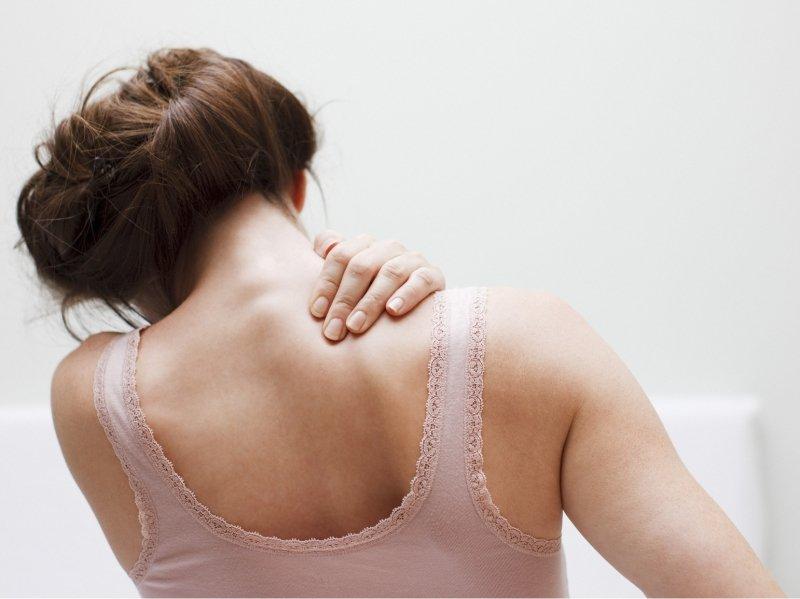 Точка притяжения: боль, которую можно снять самомассажем