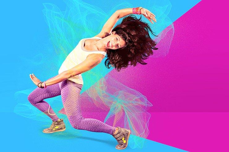 Фитнес-танцы: худеем в ритме самбы
