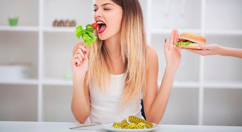 Худеем легко: как есть меньше ипри этом нечувствовать себя голодной?