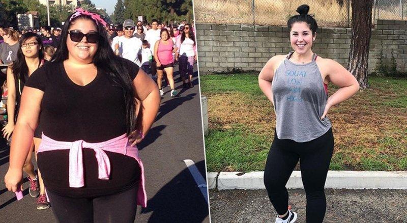 «Я перестала помещаться вкресло самолета». История похудения на70 кг