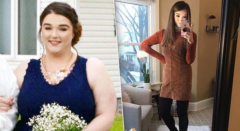 «Я женщина сплохими отношениями седой впрошлом»: история похудения на70 кг