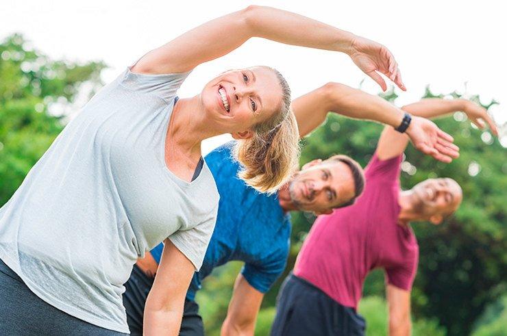 Как заниматься фитнесом бесплатно: лучшие лайфхаки