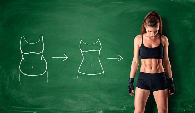 Тренировка для эффективного сжигания жира — минус 500 калорий за час
