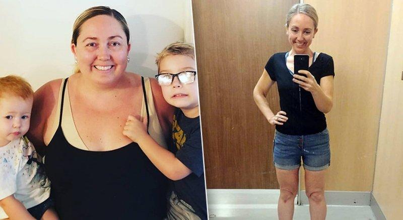 Заключила пари ивыиграла! История девушки, похудевшей на80 кг