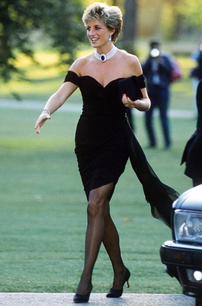 Да что она себе позволяла? Громкие модные скандалы принцессы Дианы