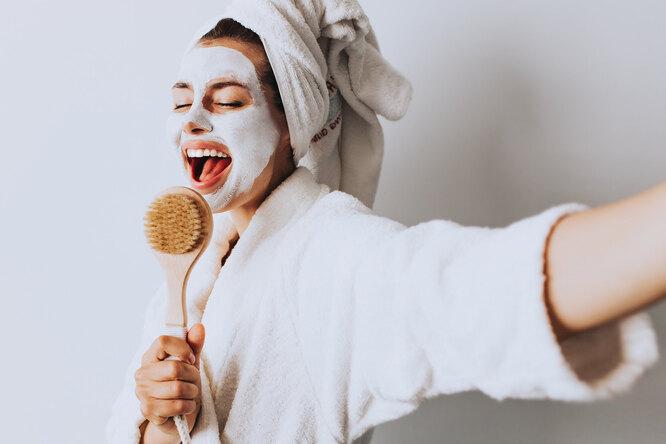 Домашние маски длясухой кожи лица