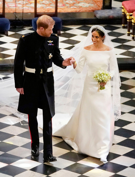 Как изсказки! Самые роскошные королевские свадебные платья всех времен
