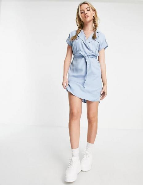 Короткое платье-рубашка — обязательная покупка лета: 10 самых модных вариантов
