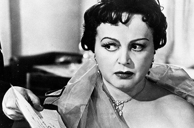 Любовница Берии: трагичная история советской актрисы Татьяны Окуневской