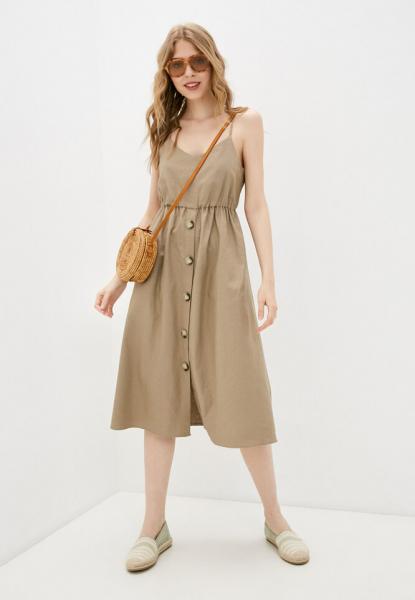 Льняное платье – лучшая покупка налето: 10 самых трендовых моделей