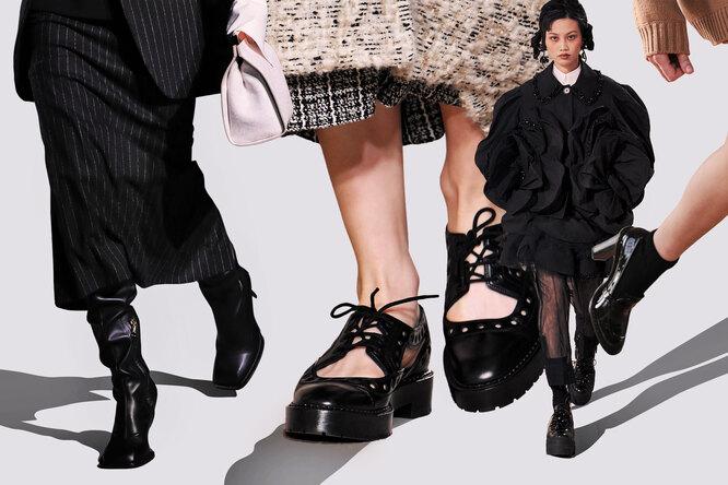 Самая модная женская обувь наосень-2021 — 10 главных трендов сезона