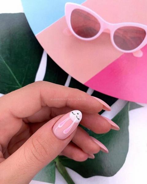 Самый модный дизайн ногтей этой осени — классные идеи маникюра