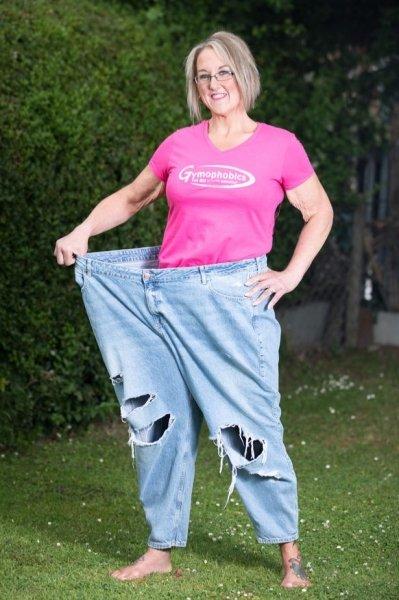Женщину заставила похудеть только клятва умирающим родителям