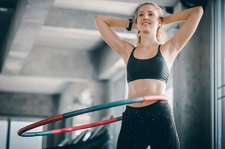 Как выбрать гимнастический обруч